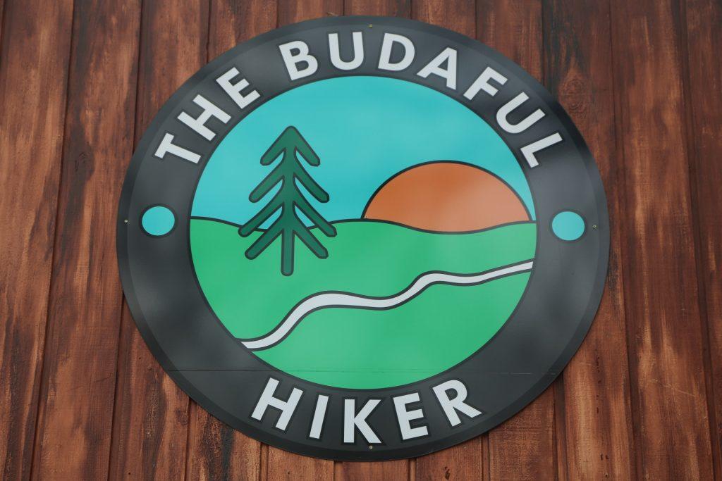 The Budaful Hiker